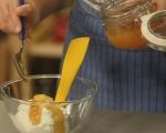 Саварини с орехи, фурми и мед 11