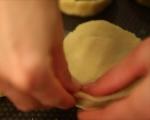 Минипай с карфиол и бекон 10