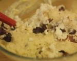 Мъфини с маслини и сирене 5