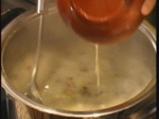 Супа от праз и гъби 3