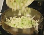 Пилешко с ориз и фъстъци 4