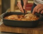 Пилешко с ориз и фъстъци 9