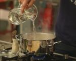 Френска супа от печен чесън 7