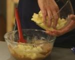 Френски ябълков сладкиш 4
