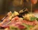 Зимна салата с пушена скумрия 8