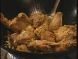 Лимонено пиле с къри 5