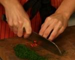 Картофена салата с карамелизиран лук 4