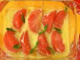 Запечен грейпфрут с джинджифил