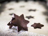 Коледни сладки с какао