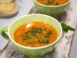 Доматена супа с булгур