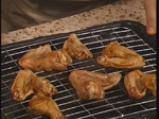 Пилешки крилца със сусам 3