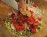 Пастет от авокадо с печени чушки и сирене  3
