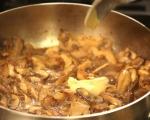 Печени картофи с плънка от гъби 7