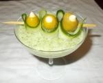Зелен, свеж коктейл 4