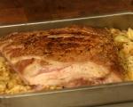 Свински гърди с кисело зеле 6