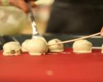 Трюфели с тиква и крем сирене 9