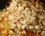 Зеленчукова яхния под кора 6