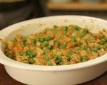 Зеленчукова яхния под кора 9