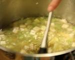 Картофена крем супа със сьомга 4
