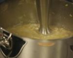 Картофена крем супа със сьомга 5