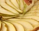 Тарт с круши и бадеми 13