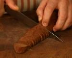 Пикантни шоколадови бисквити 7