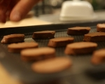 Пикантни шоколадови бисквити 8