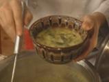 Спаначена супа 5