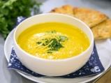 Супа от моркови с тахан