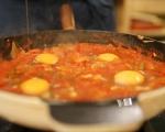 Яйца с печени зеленчуци 9