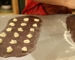 Шоколадови равиоли 4