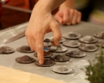 Шоколадови равиоли 6
