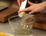 Пъстра салата с крутони от качамак 5