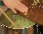 Супа с пушена пъстърва 2