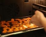 Салата от моркови и авокадо 3
