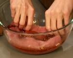 Печено свинско бонфиле с грейпфрут 5