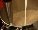 Гъбена крем супа с боб 3
