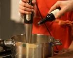 Гъбена крем супа с боб 4