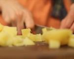 Самоса с картофи и грах 3
