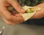 Самоса с картофи и грах 8