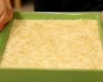 Сладкиш с рикота и сушени кайсии 5