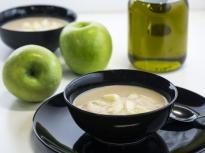 Крем супа от целина и кашу