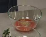 Рула от тесто със спанак и маслини 7