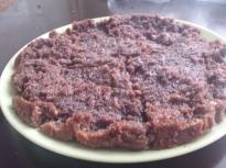 Торта с течен шоколад