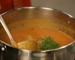 Индийска супа от леща 6