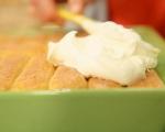 Сладкиш с рикота и лимончело 8