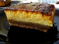Торта с крем карамел (Кодрит кадир)