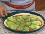 Пица с тиквички 6