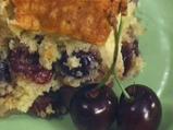 Черешов кейк с бадеми