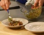 Агнешко със зелени маслини 5